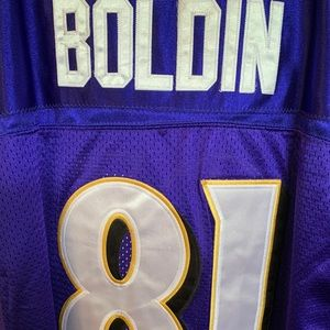 Vintage Raven's Anquan Bouldin NFL Jersey